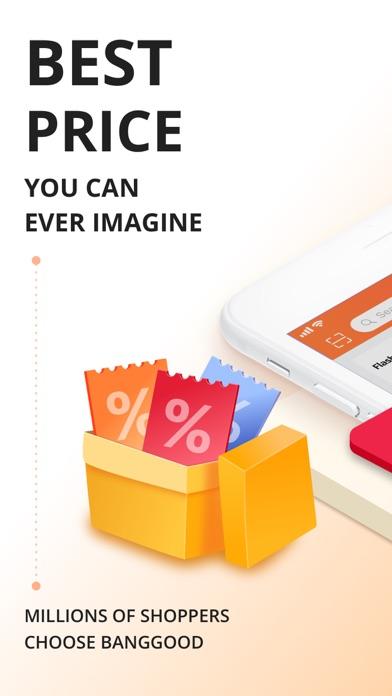 Banggood - 簡単なオンラインショッピングのおすすめ画像1