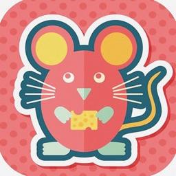 蹦跶的老鼠