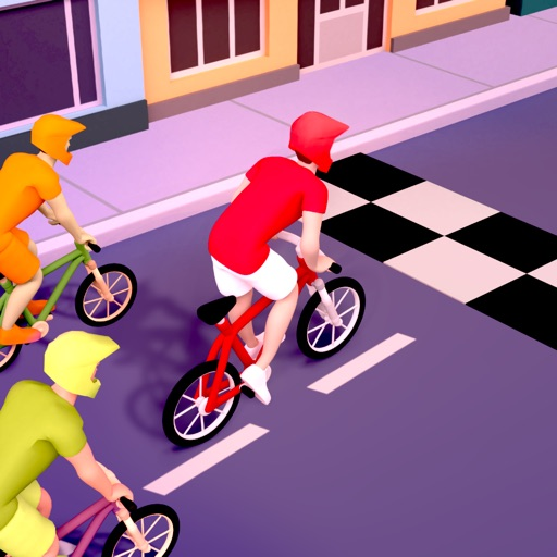Bike Rush free software for iPhone and iPad