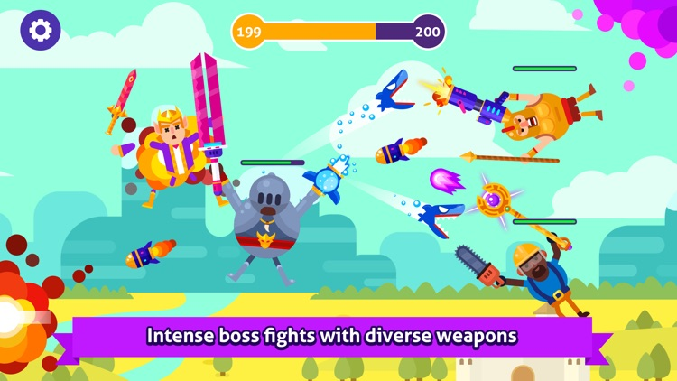Brawl Masters screenshot-1