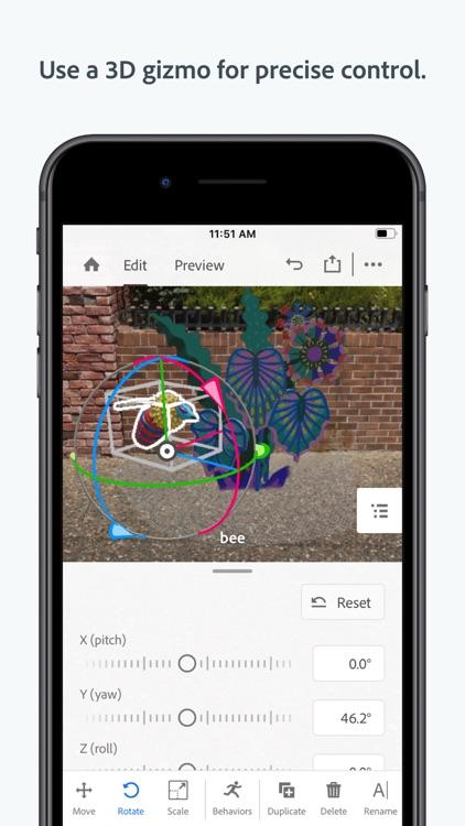 Adobe Aero screenshot-7