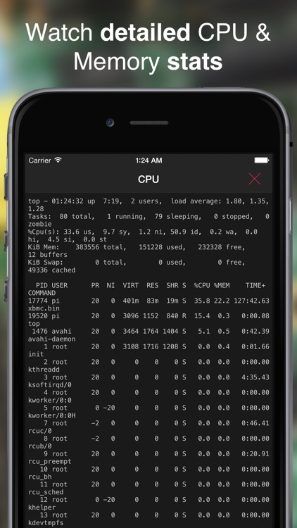 SimplePi 2 for Raspberry Pi screenshot-3