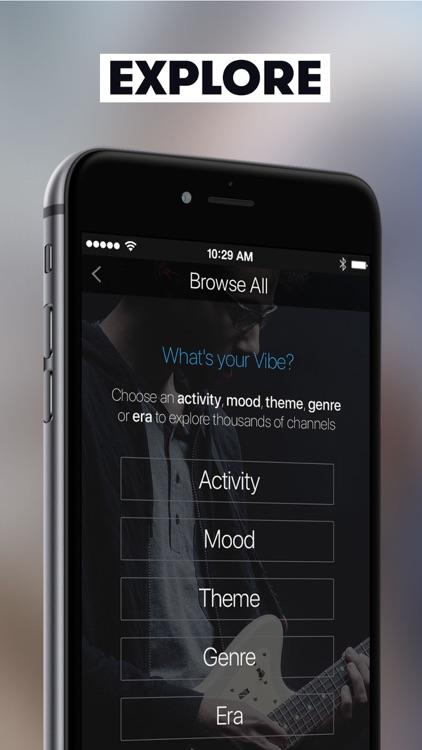 Stingray Music screenshot-4