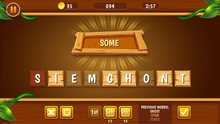Tappy Word screenshot-3
