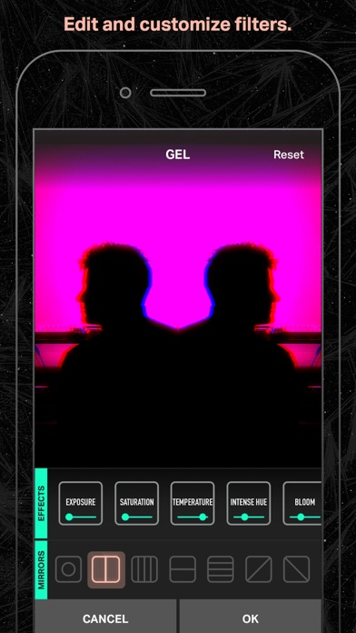 Screenshot for HYPERSPEKTIV in Germany App Store