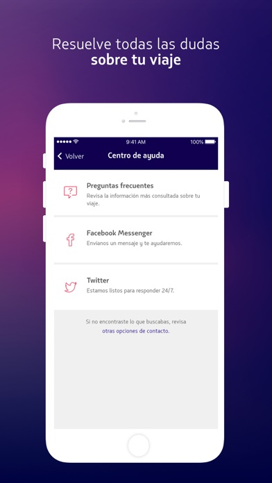 Screenshot for LATAM in Peru App Store