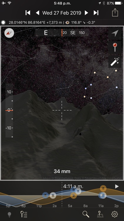 Photographer's Ephemeris 3D screenshot-3