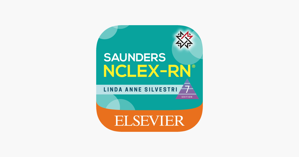 Saunders NCLEX RN Exam 2019 on the App Store