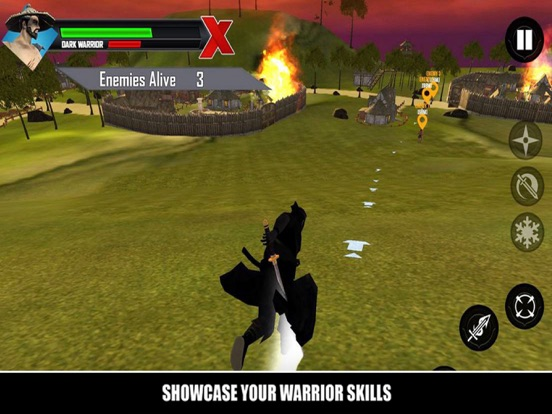 Ninja Assassin: Enemy Fighting screenshot 5