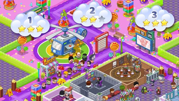Fun Hospital - tycoon games screenshot-4