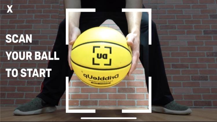 DribbleUp Basketball