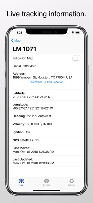 US Fleet Tracking Mobile on the App Store