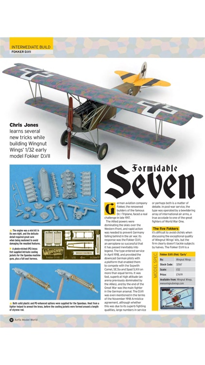 Airfix Model World Magazine screenshot-3