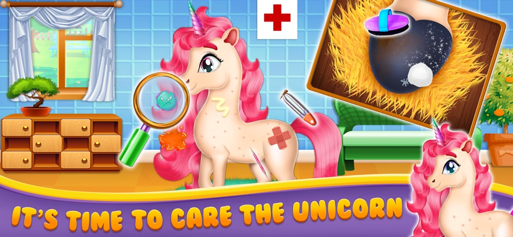 Little Unicorn Care And Makeup Cheat Codes