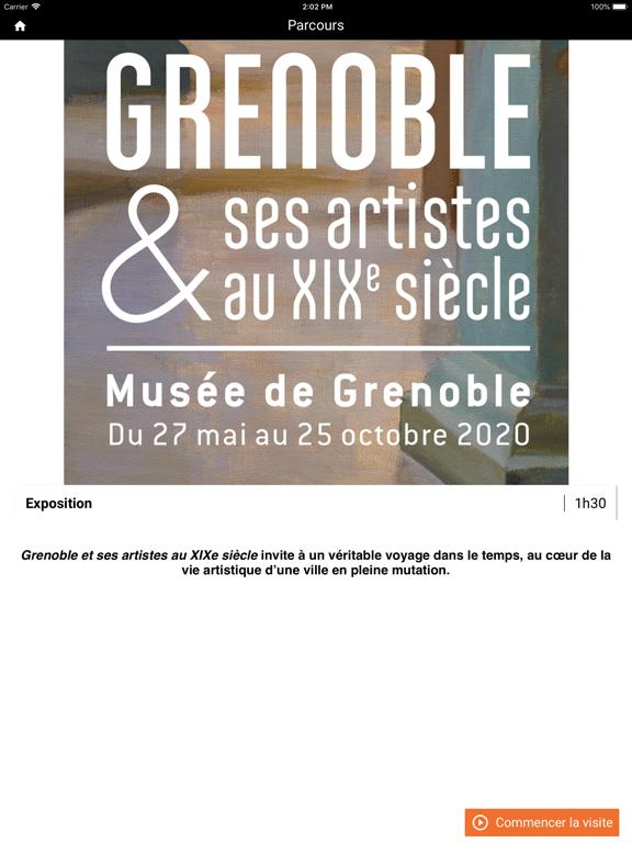 Grenoble et ses artistes XIXe screenshot 5