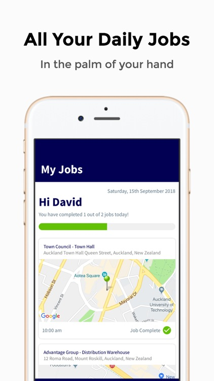 JobTasker App