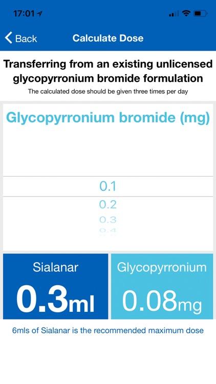 Proveca Dosing App screenshot-3