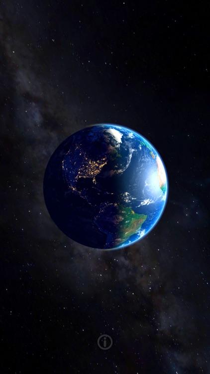3D EARTH - live planet HD screenshot-6