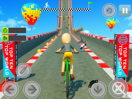 Freestyle DMBX Race screenshot 10