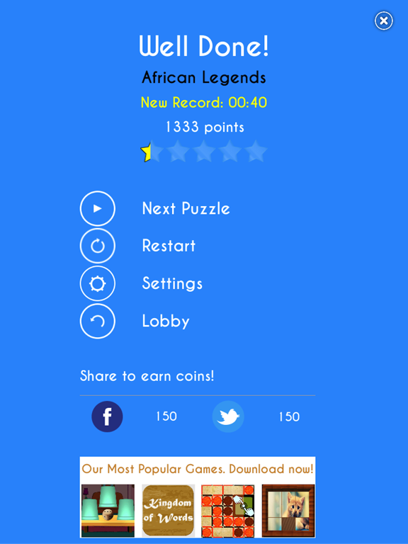 WordDict : Word Search Puzzles screenshot 10