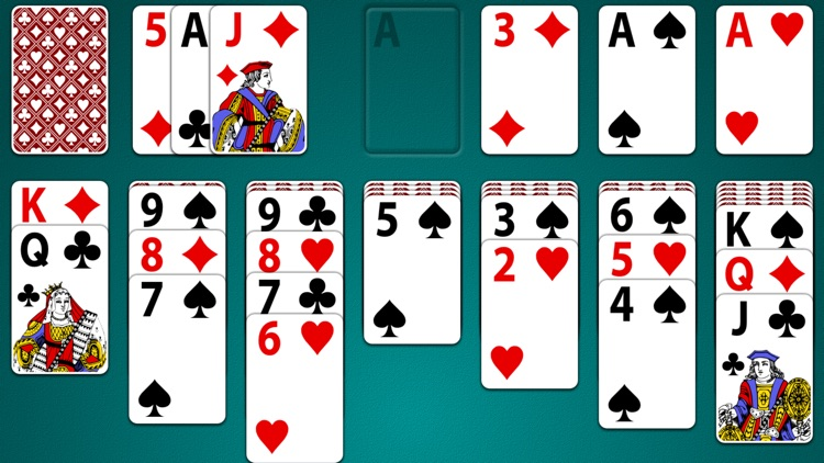 Odesys Solitaire screenshot-3