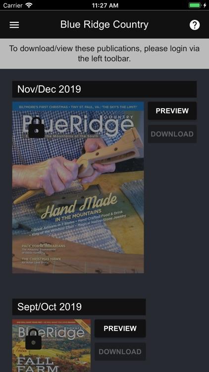 Blue Ridge Country Magazine