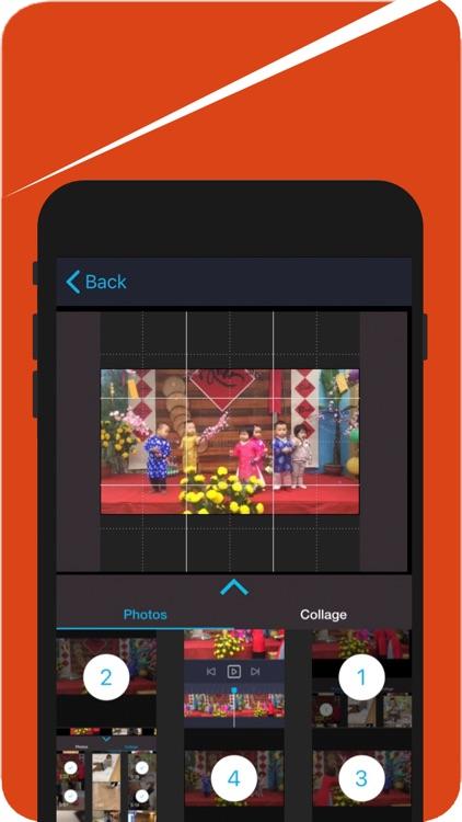 Video Get - Maker & Editor * screenshot-3
