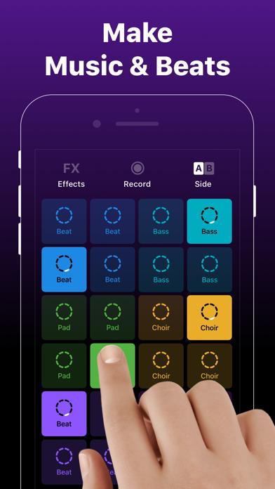 Groovepad - Music & Beat Maker screenshot one