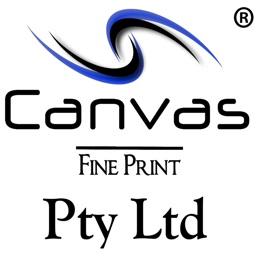 canvas fine print