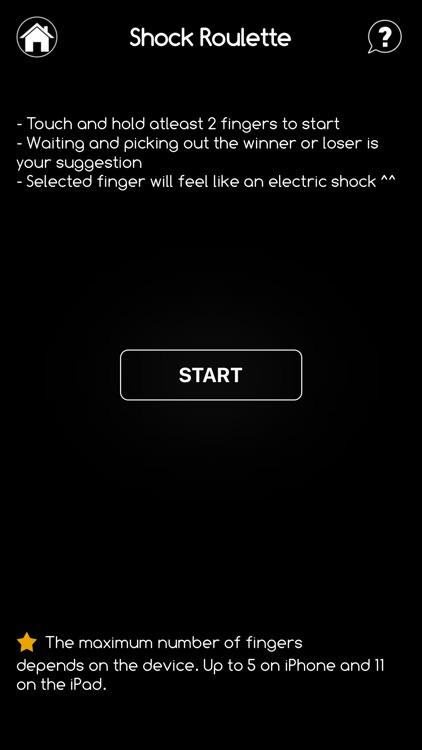 Roulette Shock - Countdown App screenshot-3