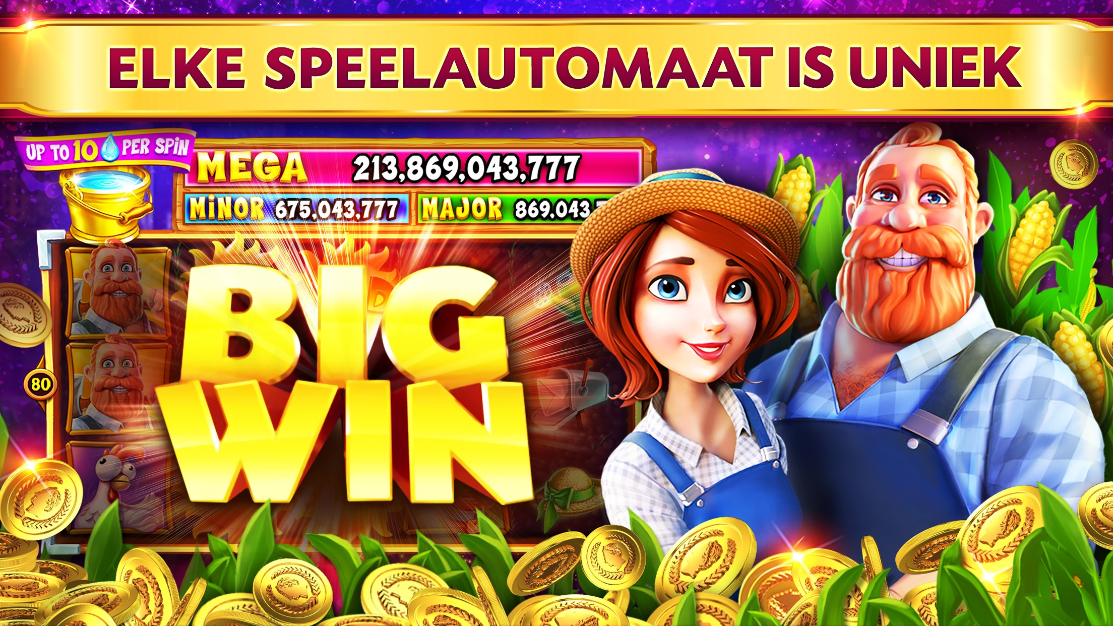 Caesars Casino Official Slots Screenshot