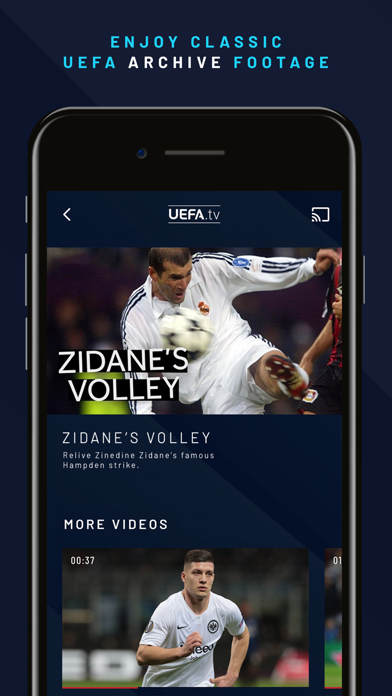 UEFA.tv app image