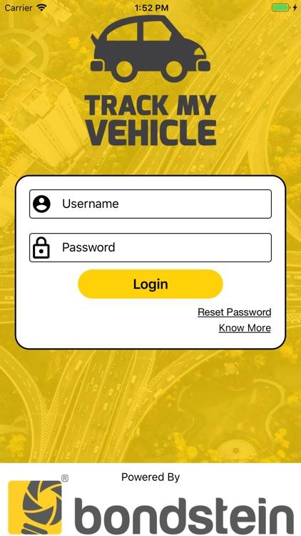 Track My Vehicle screenshot-5