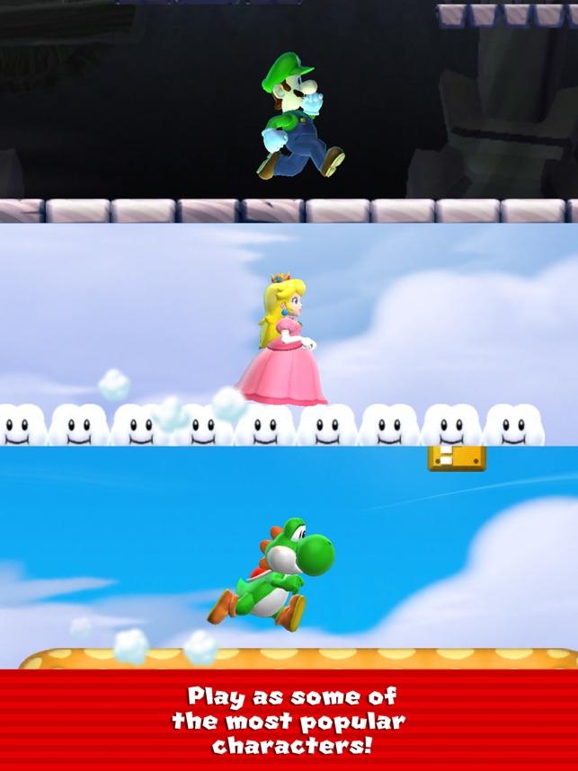 Super Mario Run on the App Store