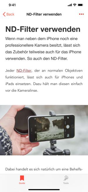 Der Fotoguide Screenshot