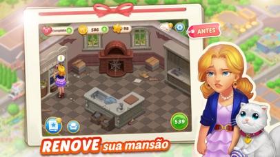 Screenshot for Matchington Mansion in Brazil App Store