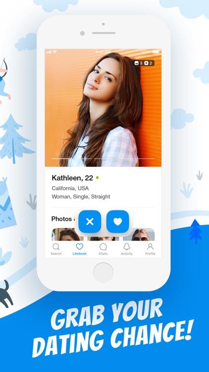 Cupid Dating - Chat & Meet screenshot-3
