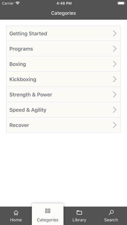 TITLE Boxing Club On Demand screenshot-5