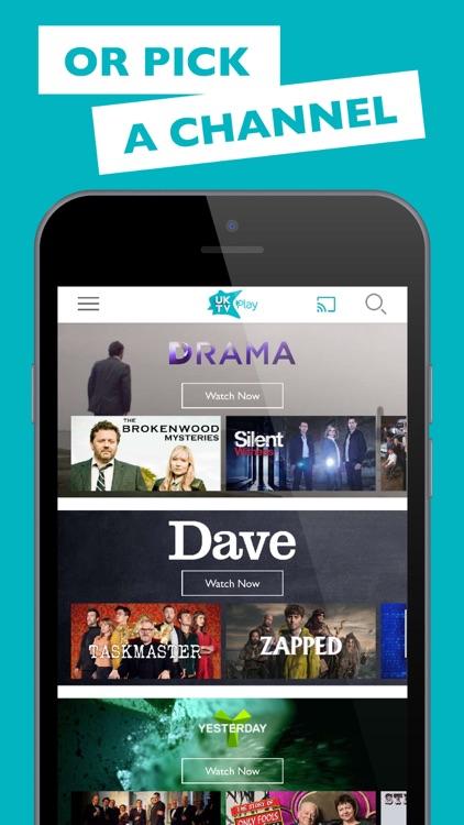 UKTV Play: Watch TV On Demand screenshot-5