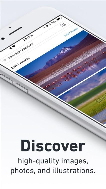 Shutterstock - Stock Photos screenshot-0