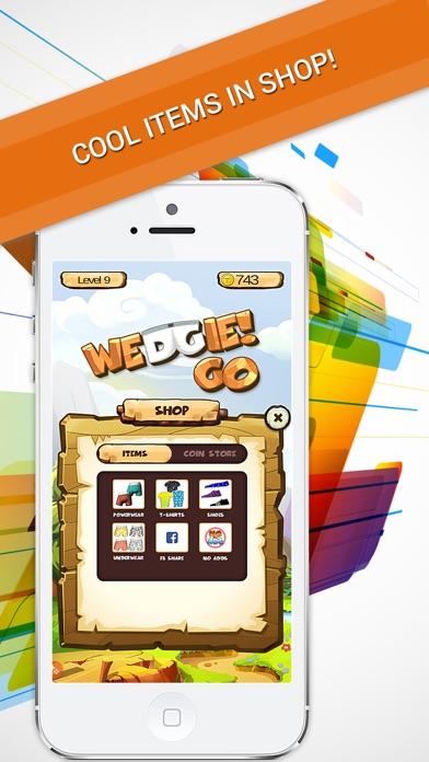 Wedgie Go - Multiplayer Gameのおすすめ画像5