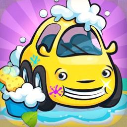 儿童洗汽车:宝宝益智游戏