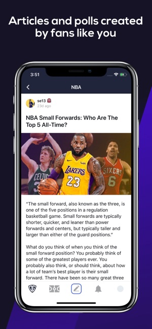 Discuss TheGame on the App Store
