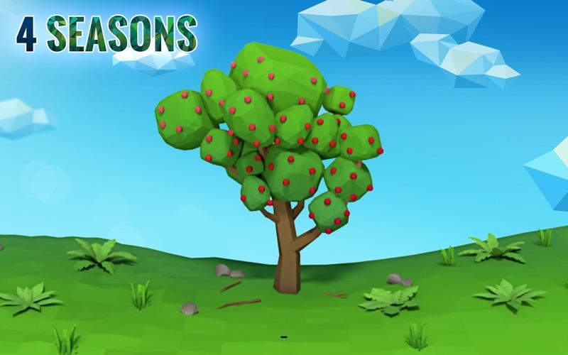 四季森林 – 种树游戏 for Mac