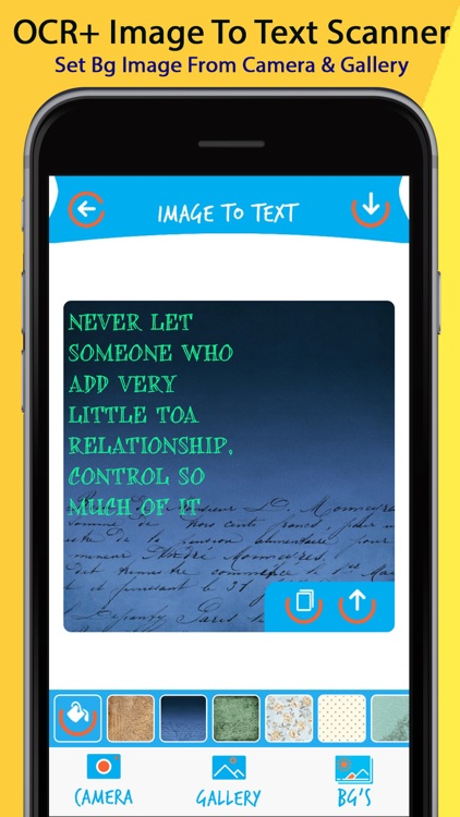 OCR+ Image To Text Scanner screenshot-3