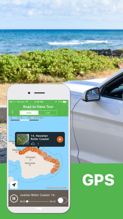 Maui Road to Hana Driving Tour screenshot-0