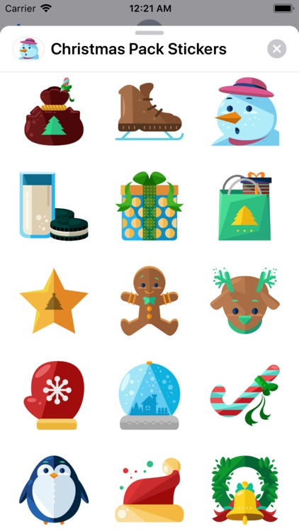 Christmas Pack Stickers