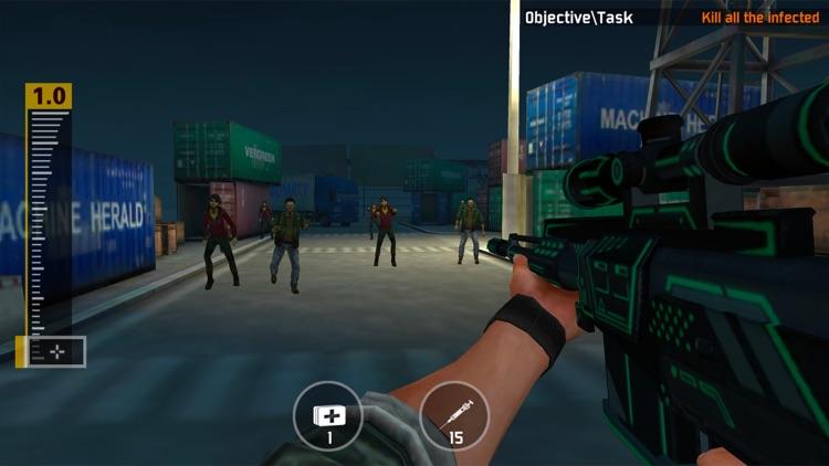 Sniper Honor: 3D Shooting Game screenshot-7