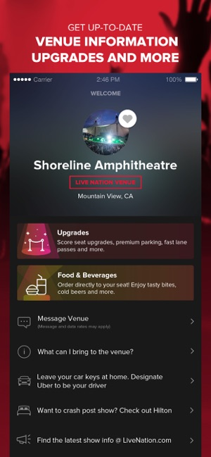 live nation promo code 2 for 1