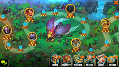 Juggernaut Wars-MMORPG legends Screenshot